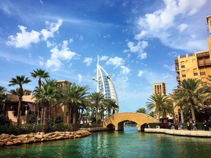 UAE summer staycations