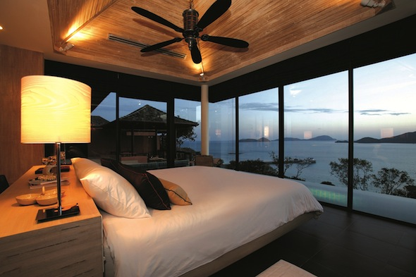Mr & Mrs Smith_Sri Panwa_Phuket_Thailand_Pool Villa master bedroom