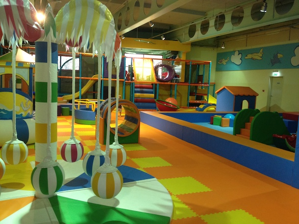 Sassy Mama Field Trip: Children's City in Dubai Creek Park