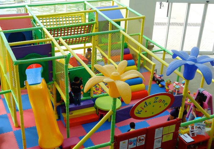 Dubai Mall Kids Play Area
