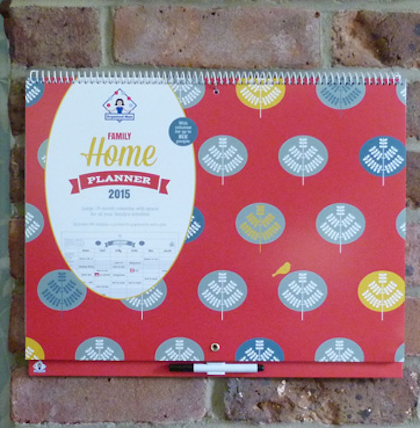 family home planner back to school