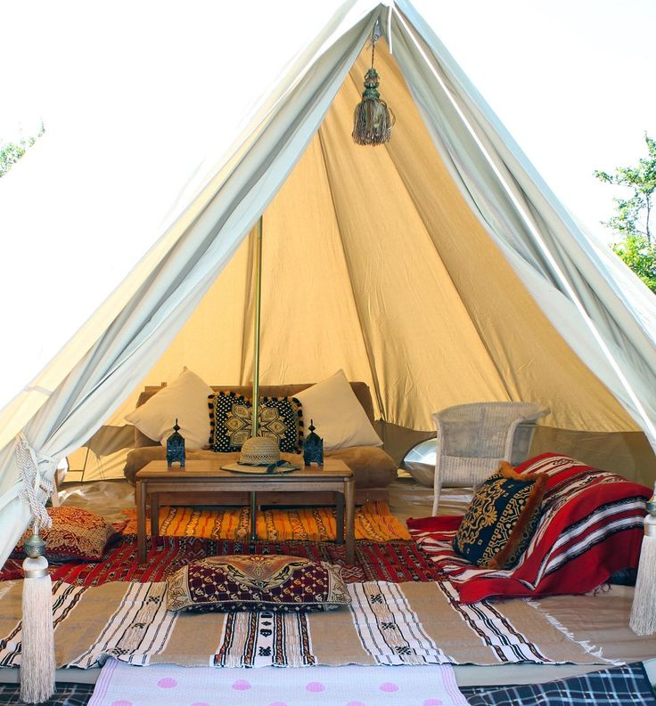 Best Camping Spots For Familes Around Dubai