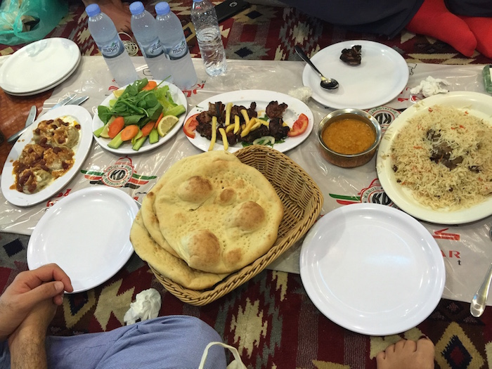 Frying Pan Adventures food trails of Dubai