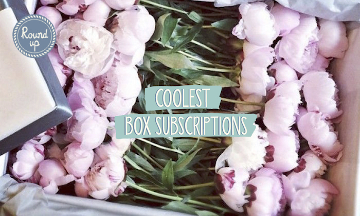 Box subscriptions