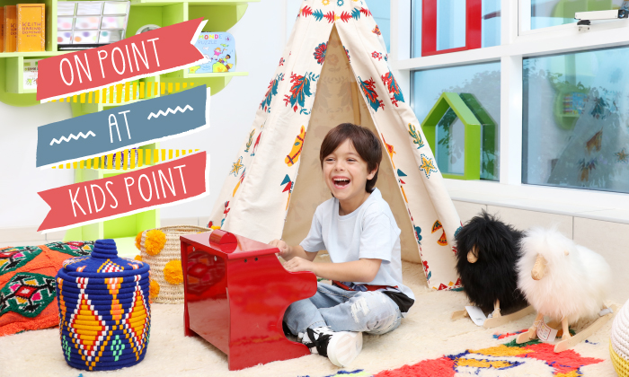 Kids Point: A Concept Store in Dubai