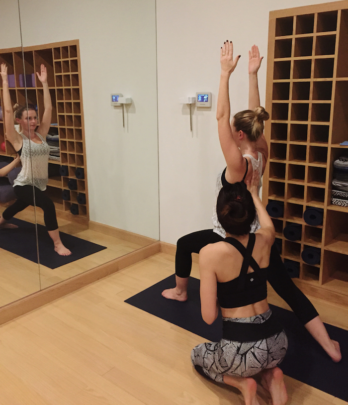 Hot Power Yoga at Zoga Yog