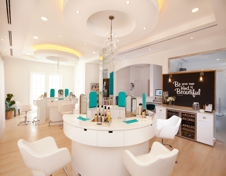 be bar blow-dry bar Jumeirah