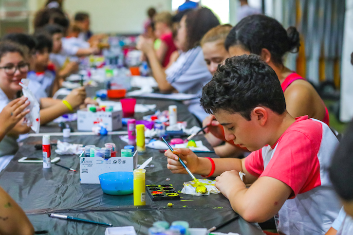 Best summer camps in Dubai