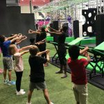 keepings kids active over summer